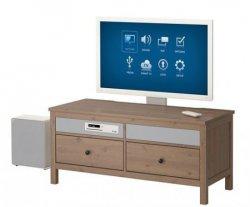 Uppleva 32″-46″ TV-Gerät mit Soundsystem und Möbelstück ab 677€ + 100€ Einkaufsgutschein @ikea