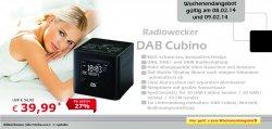 Wochendendknüller, Radiowecker DAB Cubino für nur 39,99 €uro ( 27 % sparen) @ Netto