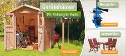 10% Gutschein auf alle Gartenmöbel @plus.de