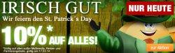10% Rabatt auf das gesamte Sortiment durch Gutscheincode @Plus – nur Montag & Dienstag gültig!