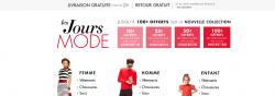 10€, 25€, 50€,100€ Gutscheine für Bekleidung @Amazon.fr