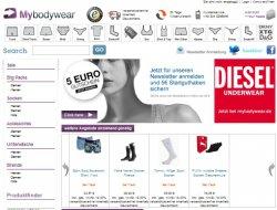 15% Rabatt bei Mybodywear + 5€ Gutschein für Newsletter