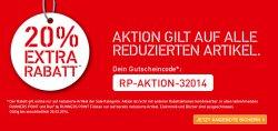 15€ Gutschein + 20% Extra Rabatt bei Runnerspoint