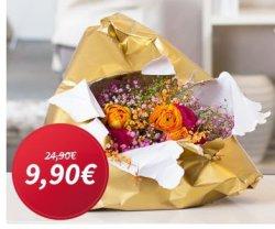 15€ Rabatt! Blumenstrauß für 9,90€ statt für 24,90€ bei Miflora.de