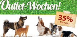 35% Rabatt + 5€ Gutschein auf ALLES für Myheimtiershop.de