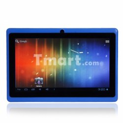 7 Zoll Android 4.0 4GB Tablet PC mit Kamera und Wifi für 31,12 € inkl. Versand durch Gutscheincode @tmart.com