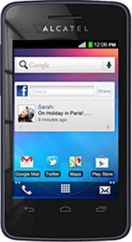 Alcatel 4010X T Pop Android Smartphone für 29,00 €zzgl Versand ( 59,90 € Idealo) @Smartkauf