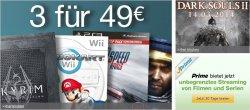 Amazon Konter – 3 Spiele für 49 Euro