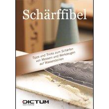 Anleitung zum Schärfen von Messern, Scheren, Äxten, usw. in gedruckter Form kostenlos bestellen