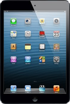 Apple iPad mini 16GB WiFi+4G schwarz (Demoware) für 311,88 € durch Gutschein (379,00 € Idealo) @Mein Paket