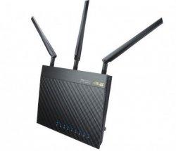 Bei notebooksbilliger: ASUS RT-AC66U AC1750 WLAN-Router mit max. 1750 Mbit/s für 99,90€ mit Gutscheincode [Idealo: 139,90€]