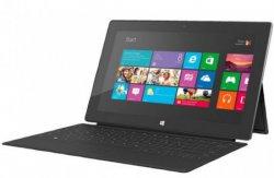 Bei Saturn.de mit Gutscheincode MSSURFACE: Microsoft Surface RT 64GB + TouchCover für 303,98€ [Idealo: 389€]