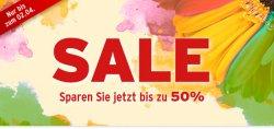 Bis zu 50 % Rabatt im Tchibo-Sale, nur bis 02.04.2014