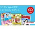 Bis zu 95€ Bargeld/Gutschein Prämie für ein Abo von HÖRZU, GONG oder tv Hören und Sehen: Jahresabo so für nur 6,40€ @leserservice.de