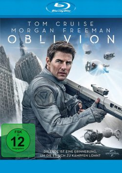 Blu-ray Bestseller für 6,99 Euro je Blu-ray bei Media Dealer z.B. Oblivion für 6,99 Euro statt 8,99 Euro Idealo