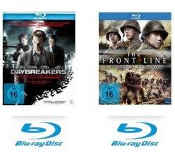 """Blu-rays für nur noch 4,99 Euro bei Müller, z.B. """"Daybreakers"""" oder """"The Code"""""""