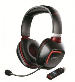 Creative Sound Blaster Tactic 3D Wrath Wireless Headset für 63,83 € (101,30 € Idealo) @Amazon