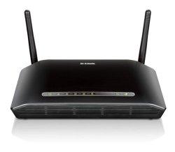 D-Link DSL-2741B/DE Wireless LAN und Modem mit 4 Port Switch für 19,90€@ ebay