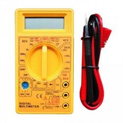 Digital Multimeter – TÜV – CE – 9V nur 4,50 € inkl. Versand @ebay