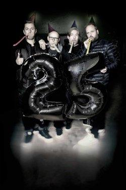 Fantastischen Vier feiern ihren 25 jähriges Band-Jubiläum und verschenken ihren Song