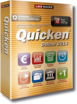 Finanzmanager Quicken 2014 Deluxe als Vollversion GRATIS nur dieses Wochenende @chip.de