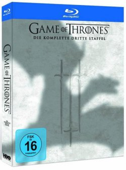 Game of Thrones 3.Staffel für 32,56€ @buch.de