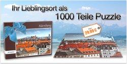 Groupon – 1000 teiliges Luftbild-Puzzle vom eigenen Ort für 14,99€ statt 29,99€.@fotopuzzle.de