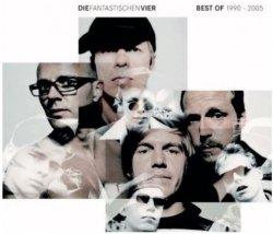 Günstige Kult-Album: Die Fantastischen Vier Best Of 1990 – 2005 36 Songs für nur 3,99€ @Amazon