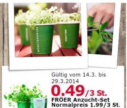 IKEA FRÖER Anzucht-Set für 0,49€ statt 1,99€ dank Gutschein