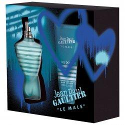 Jean Paul Gaultier – Le Male Set (EDT 75 ml + DG 75 ml) + 5 Geschenke + 2 Gratisproben für nur 35,99 € @Douglas