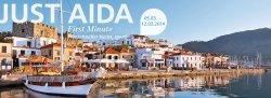 JUST AIDA First Minute – 7 Tage Kreuzfahrten (Mittelmeer oder Kanaren)  ab 799€