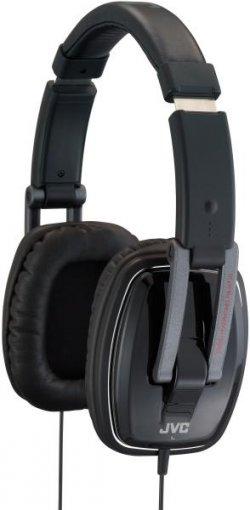 JVC HA-M750 Black Series Stereokopfhörer für 24,99 € inkl. Versand (49,37 € Idealo) @Amazon
