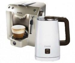 Kapselmaschine  LM 5250 Lavazza A Modo Mio inkl. separater Milchaufschäumer für 49,00 Euro inkl. Versandkosten @saturn