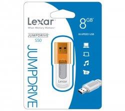 LEXAR 8 GB USB-Stick JumpDrive S50 für 3,91 € inkl. Versand ( 6,99 € Idealo) @Pixmania