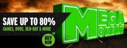 Mega Monday mit bis zu 80% Rabatt auf Games, DVDs, Blu-rays und mehr @zavvi z.B. ZombiU für die Wii U für ca. 9,66 € (16,90 € Idealo)