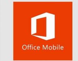 Microsoft Office Mobile App für Android und iOS kostenlos @play.google.com