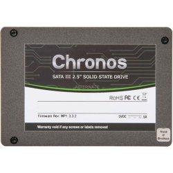 Mushkin Chronos 2,5 SSD 120 GB schwarz für 59,85€ kostenloser Versand [idealo 68,52€] @ebay