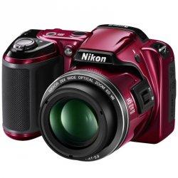 Nikon Coolpix L810 in blau, rot oder bronze für 114,95€ VSK frei [idealo 219,49€] @ebay