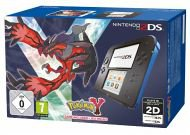 Nintendo 2DS black&blue + Pokémon Y (Limited Edition) für 129€ @ buecher.de