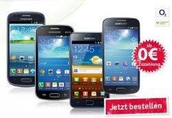 o2 Flat M mit Smartphone ab 0€ + 4,95€ mtl.@Modeo