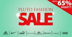 Pluto Fashion Sale mit bis zu 65 Prozent Rabatt