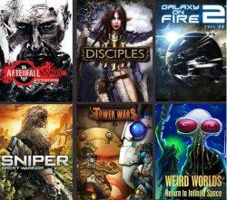 Reboot 2.0 Bundle: 6 Games für zusammen nur 1,79 Euro @Bundlestars