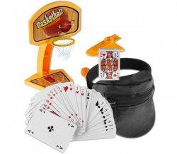 Neue Gratisartikel (nur Versandkosten) bei druckerzubehör im Wert von 27€, z.B. Tisch-Basketballspiel [Idealo: 8,48€], Armband Tasche…