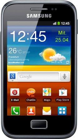 Samsung Galaxy Ace Plus S7500 schwarz (B-Ware) für 46,00 € inkl. Versand mit Gutscheincode (149,00 € Idealo für A-Ware) @MeinPaket