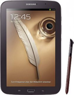 Samsung Galaxy Note 8.0 WIFI Braun für 184,95€ [idealo 253,99€]@ Neckermann