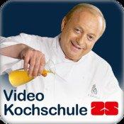 Schuhbecks Video Kochschule App für iOS kostenlos @itunes