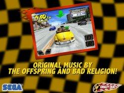 Sega-Klassiker crazy Taxi derzeit nun auch kostenlos für Android