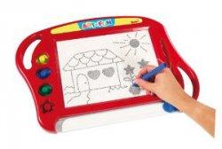 Simba – Art und Fun Magic Drawing Board, rot  für 4,13€ oder blau 6,06€ [idealo ab 7,99€] @ amazon
