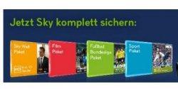 Sky-Komplett mit HD, Bundesliga , Sky Go, alle Filmpakete…für nur 34,90€ im Monat direkt auf sky.de