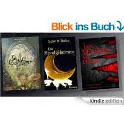 Sonder-Edition – drei Romane – Das Mondgeheimnis, Die Gestoßenen, Den Teufel am Hals – Heute Gratis